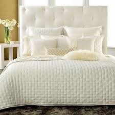 INC International Concepts Tufted Incline Ivory Coverlet, King