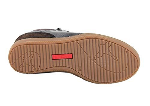 i18 Pikolinos W8u beet Rosso Alto A Collo Sneaker Donna Tavira Beet wTTxqAnrE