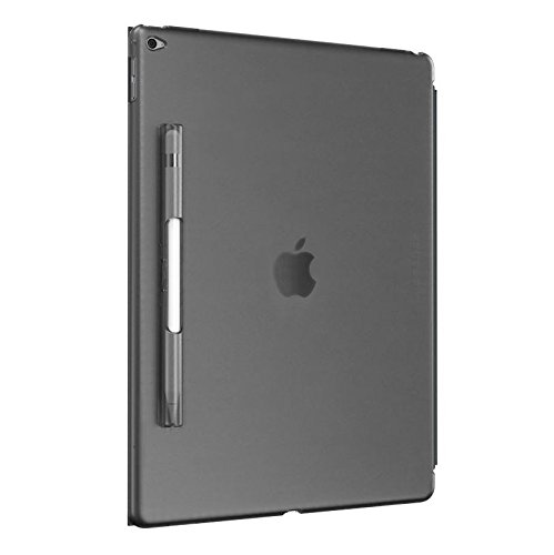 SwitchEasy CoverBuddy Pencil Holder Back Cover for iPad Pro 12.9-inch 2015 Version (Compatible with Smart Keyboard, and Apple Pencil) Amazon.com: