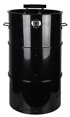 Esschert Barrel Smoker Medium Black