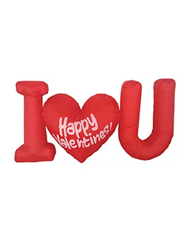 Morris Inflatable Valentines Day LED Decoration -