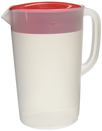 Rubbermaid Clear Pitcher, 1 Gallon (Gallon Pitcher 1)