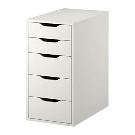lkea IKEA 101.928.24 Alex Drawer Unit, White