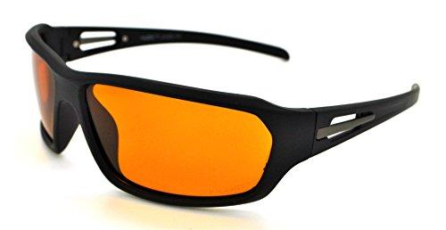 Vertx polarisés léger durable pour homme et pour femme Athletic Sport Conduite de nuit Lunettes de soleil de cyclisme Course à Pied W/étui microfibre gratuit - - pK559