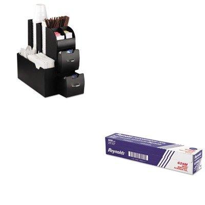 KITEMSCAD01BLKRFP624M - Value Kit - Reynolds Metro Aluminum Foil Roll (RFP624M) and Ems Mind Reader Llc Coffee Organizer (EMSCAD01BLK)