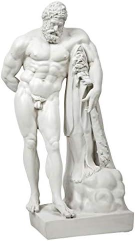 Design Toscano NG32438 Farnese Hercules Roman God Garden Statue