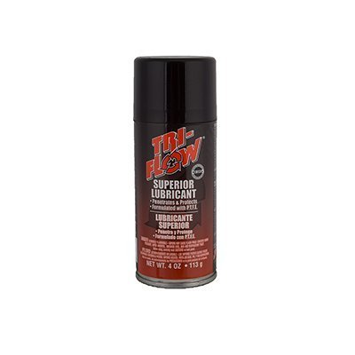 (Tri-Flo Lube Aerosol Can, 4 Ounce by Tri-Flow)