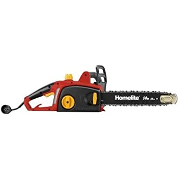 Amazon homelite zr43100 90 amp 14 in electric chain saw homelite zr43100 90 amp 14 in electric chain saw certified refurbished greentooth Images