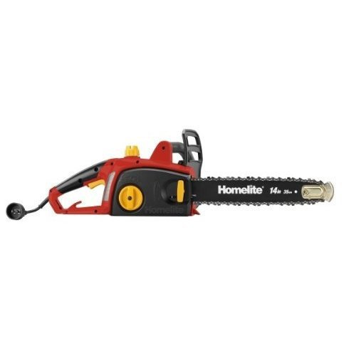 14 Electric Chainsaw (Homelite ZR43100 9.0 Amp 14-in Electric Chain Saw (Certified)