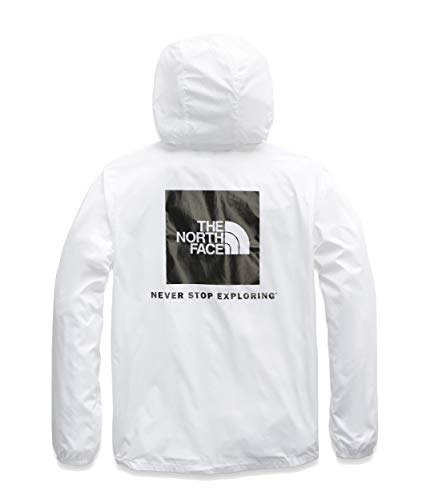 The North Face Kids Girl's Flurry Wind Hoodie (Little Kids/Big Kids) TNF White Medium ()