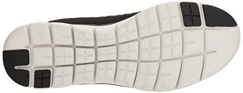 Hombre 2 Advantage Blanco 0 Flex Negro Golden Point Skechers Zapatillas FOEw0qf