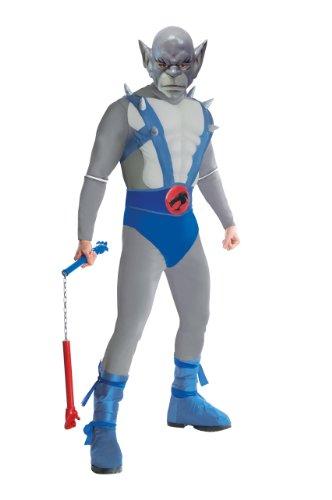Thundercat Costumes - Thundercats Deluxe Panthro Costume, Blue,