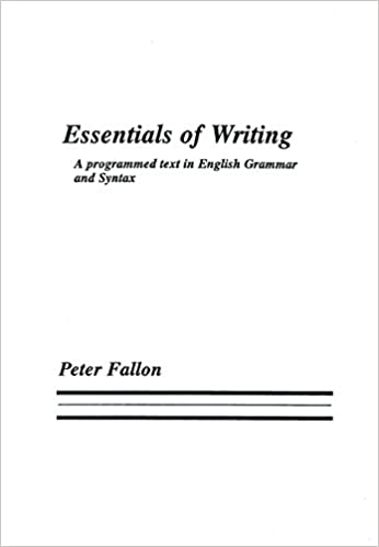 essentials in writing reviews