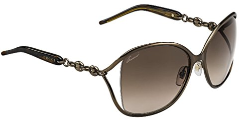 Gucci Gg4250/n/s 60mm 100% Authentic Sunglasses Bronze Tuvj6