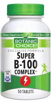 Super Complex B-100 (Super B-100 Complex 50 tablets)