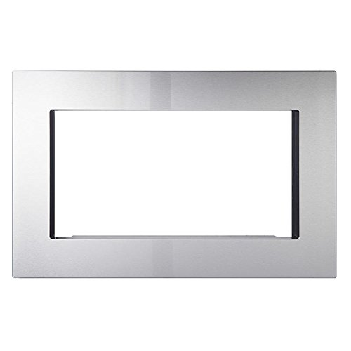 Kenmore Trim Kit - Kenmore Elite 23063 Stainless Steel Microwave Trim Kit 30