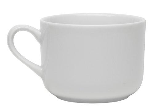 Porcelain Breakfast Cup - 1