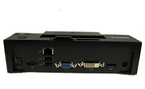 Dell E-Port Replicator PR03X 3.0 USB Docking Station W/O Adapter (Certified Refurbished) by Dell (Image #5)