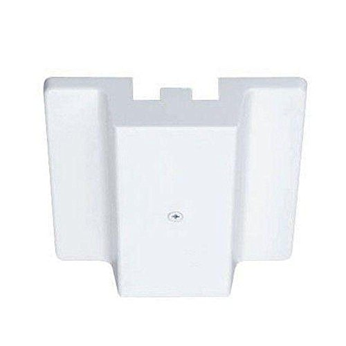Juno Lighting R29WH Floating Electrical Feed, White
