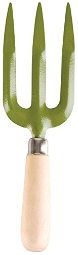 Esschert Design Fork, Green