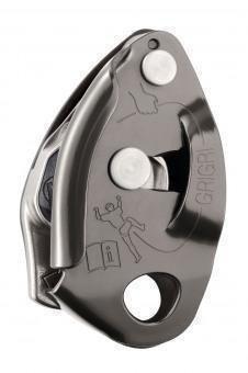 Petzl Grigri 2 - Belay Device - Sicherungsgerät (grau)