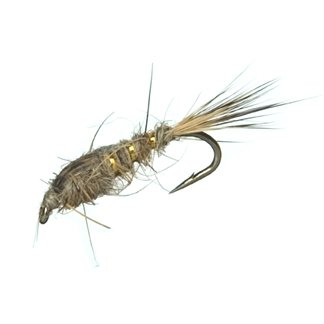 - Creative Angler Hares Ear Fly Fishing Flies. 1 Dozen Flies (HEarAll)