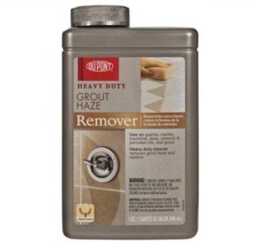 DuPont Heavy Duty Grout Haze Remover Quart (Case of 4 - Gallon) (Grout Haze Remover)