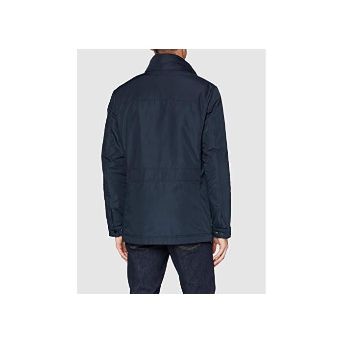 31Csohi5GcL Abrigo formal con 4 bolsillos, una prenda informal para el uso cotidiano 100% Poliéster Cierre: Con tapa.