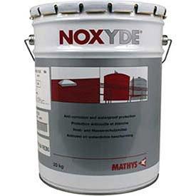 Rust-Oleum Noxyde <5 Voc Elastomeric Acrylic, English Red 4.25 Gallon Can