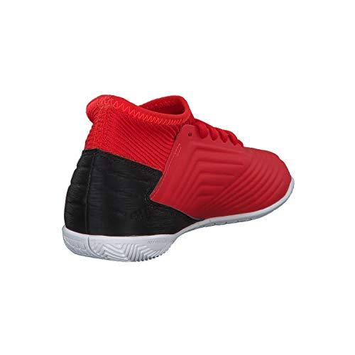 19 De noir J Adidas Niños 3 In Rouge Predator Fútbol Botas rouge Unisex Solaire OYx5U5qWg