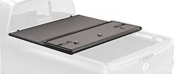 6 Bed Extang Trifecta 2.0 Soft Folding Truck Bed Tonneau Cover 92995 with Factory Side Bed Rail caps only Fits 2005-20 Nissan Frontier