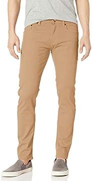 WT02 Mens Basic Skinny Stretch Span Pants in Pants