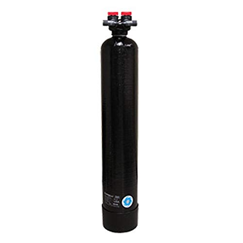 Upflow Carbon CT15 up Carbon Tank Whole House Water Filter System 1.5 cu. ft. high Flow, almond Or Black