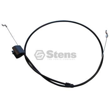 "Stens 290-641 Control Cable, Replaces MTD: 746-0957, 946-0957, Fits MTD: most push mowers, 50-1/4"" Cable Length"