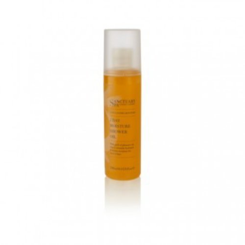 Sanctuary Spa Long Lasting Moisture   2 Day Moisture Shower Oil  250Ml  By Sanctuary