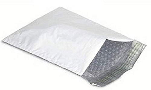"""Uneekmailers 50 Self Seal 4"""" x 8"""" #000 Poly Bubble Mailers Padded Envelopes"""