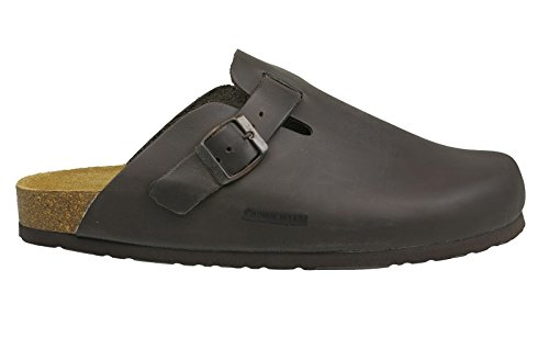 amp; 600389 mules men Brown Brinkmann 1 clogs Dr xHqw8Xx