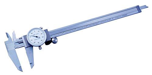8 inch dial caliper - 8