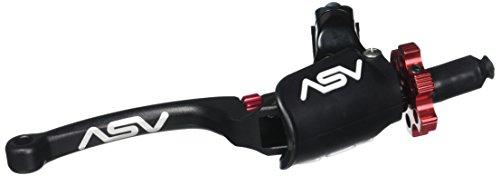 ASV Inventions CDC606PX-K C6 Black Universal Pro Perch Clutch Lever (Asv Clutch Perch)
