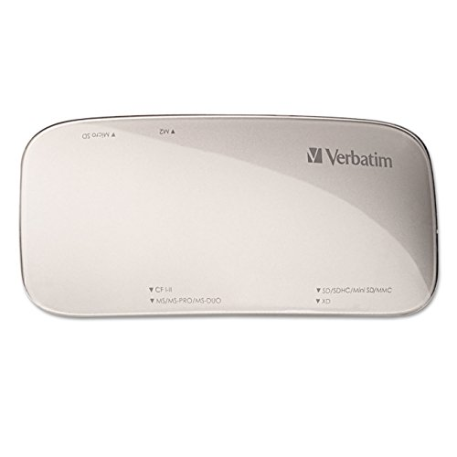 Verbatim USB 3.0 Universal Card Reader, Black 97706