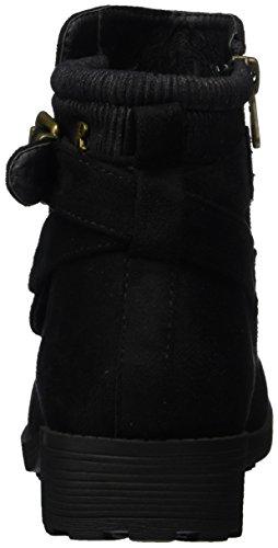 Black Noir 063636 Bottes Bottes 063636 Black Xti Femme Xti Motardes zUx4qOT