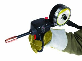 Tweco 1027-1390 Weld Skill MIG Spool Gun with Carrying Case, 12-Foot by Tweco