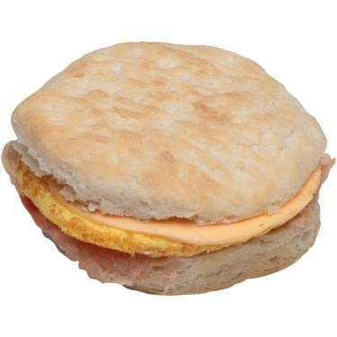 Jimmy Dean Butcher Wrapped Bacon, Egg & Cheese Biscuit, 3.6 oz (12 count) by Jimmy Dean (Image #1)