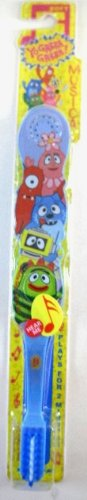 Yo Gabba Gabba Musical Toothbrush (colors may vary)