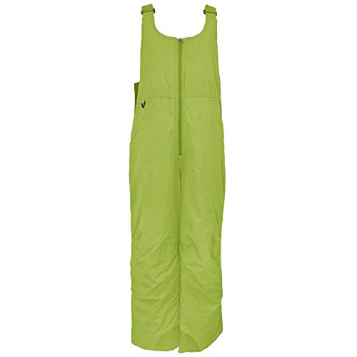 Used, White Sierra Youth Toboggan Insulated Bib (Macaw Green, for sale  Delivered anywhere in USA