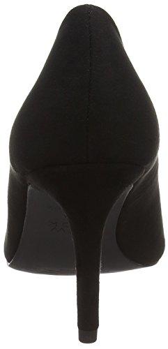 Nero Tacco a con Black da Look New Punta Scarpe Chiusa Symbolic Donna wv4Hnqp