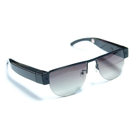Flylink SC46B Sunglasses Camera44; 32GB Memory44; Built-in 220mAh Li-polymer - 5 (220 Sunglasses)
