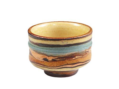 Japanese Pottery Sake Cup (Fushina-Yaki) by Fujina-Yaki (Image #6)