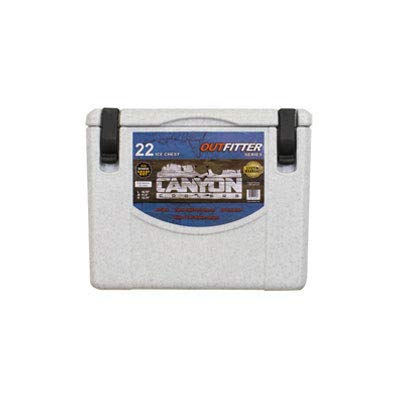 Canyon Coolers Outfitter 22 White Marble by CANYON COOLERS