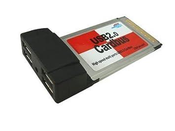 Kalea Informatique - Tarjeta PCMCIA/CardBus - 4 puertos USB ...